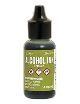 Tim Holtz - Alcohol Ink - Lettuce