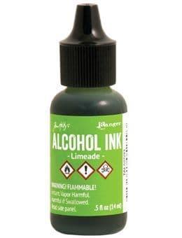 Tim Holtz - Alcohol Ink - Limeade