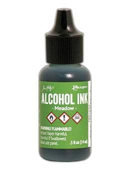 Tim Holtz - Alcohol Ink - Meadow