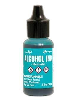Tim Holtz - Alcohol Ink - Mermaid