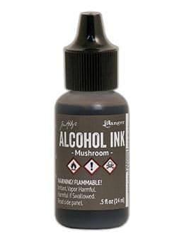 Tim Holtz - Alcohol Ink - Mushroom