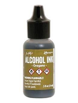 Tim Holtz - Alcohol Ink - Oregano