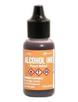 Tim Holtz - Alcohol Ink - Peach Bellini