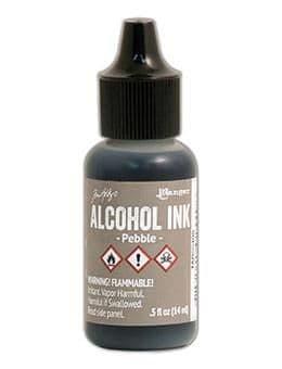 Tim Holtz - Alcohol Ink - Pebble