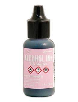 Tim Holtz - Alcohol Ink - Pink Sherbet
