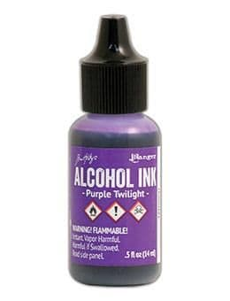 Tim Holtz - Alcohol Ink - Purple Twilight