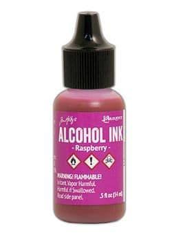 Tim Holtz - Alcohol Ink - Raspberry