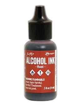 Tim Holtz - Alcohol Ink - Rust