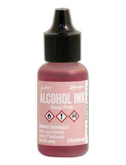 Tim Holtz - Alcohol Ink - Shell Pink