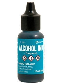 Tim Holtz - Alcohol Ink - Turquoise