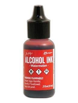 Tim Holtz - Alcohol Ink - Watermelon