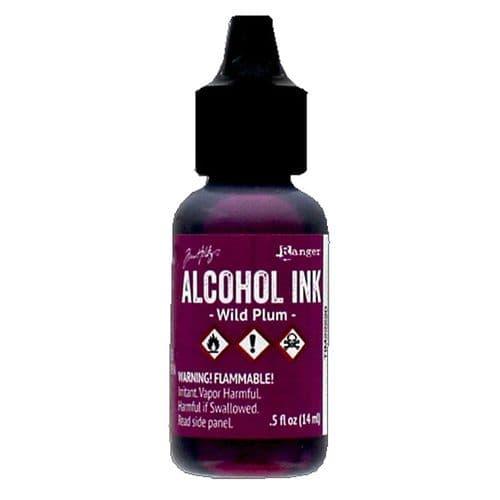 Tim Holtz - Alcohol Ink - Wild Plum