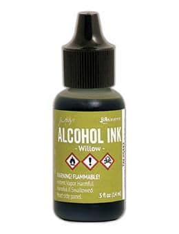 Tim Holtz - Alcohol Ink - Willow