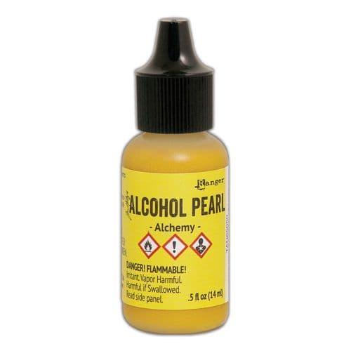 Tim Holtz - Alcohol Inks Pearl - Alchemy