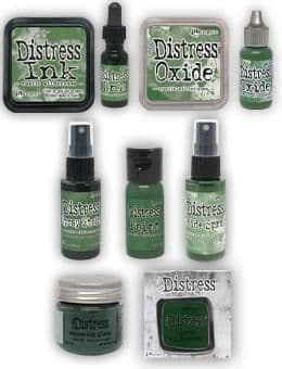 Tim Holtz Disteess - Rustic Wilderness Collection