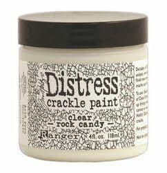 Tim Holtz - Distress Crackle Paint - Rock Candy 4oz