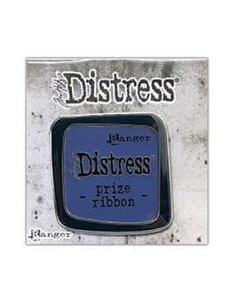 Tim Holtz - Distress Enamel Pin - Prize Ribbon