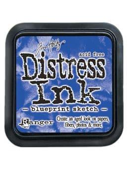 Tim Holtz - Distress Ink Pad - Blueprint Sketch