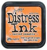 Tim Holtz - Distress Ink Pad - Carved Pumpkin