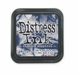 Tim Holtz - Distress Ink Pad - Chipped Sapphire