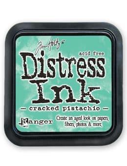 Tim Holtz - Distress Ink Pad - Cracked Pistachio