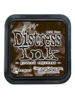 Tim Holtz - Distress Ink Pad - Ground Espresso