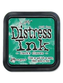 Tim Holtz - Distress Ink Pad - Lucky Clover