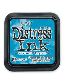 Tim Holtz - Distress Ink Pad - Mermaid Lagoon