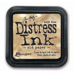 Tim Holtz - Distress Ink Pad - Old Paper