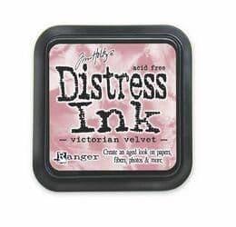 Tim Holtz - Distress Ink Pad - Victorian Velvet