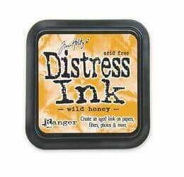 Tim Holtz - Distress Ink Pad - Wild Honey