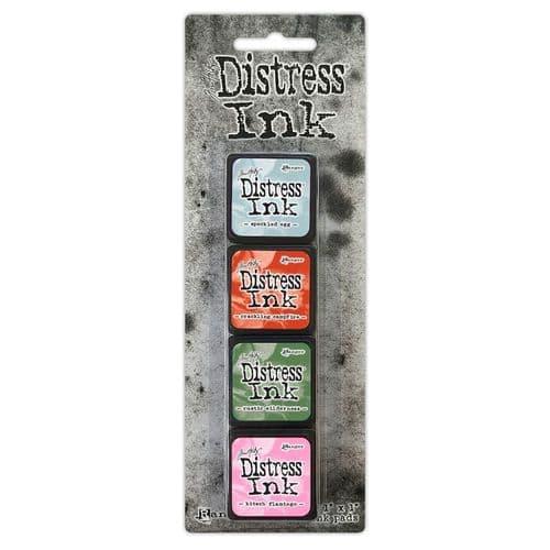 Tim Holtz - Distress Mini Ink Pad - Set #16