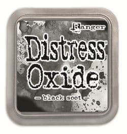 Tim Holtz - Distress Oxide Ink Pad - Black Soot