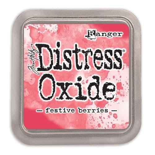 Tim Holtz - Distress Oxide Ink Pad - Festive Berries