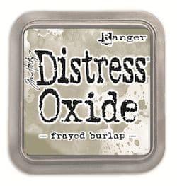 Tim Holtz - Distress Oxide Ink Pad - Frayed Burlap