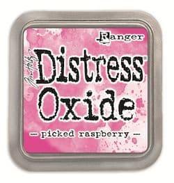 Tim Holtz - Distress Oxide Ink Pad - Picked Raspberry