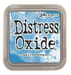 Tim Holtz - Distress Oxide Ink Pad - Salty Ocean