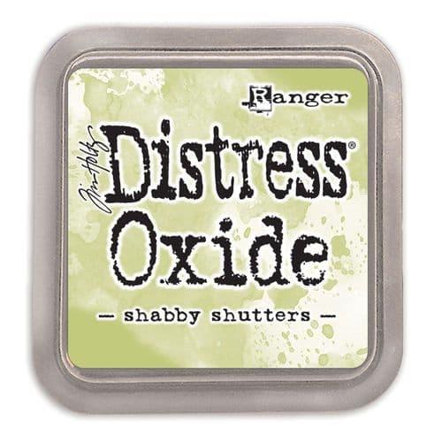 Tim Holtz - Distress Oxide Ink Pad - Shabby Shutters