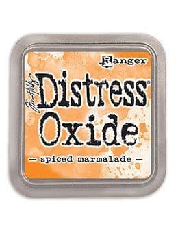 Tim Holtz - Distress Oxide Ink Pad - Spiced Marmalade
