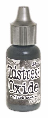 Tim Holtz - Distress Oxide Re-inker - Black Soot