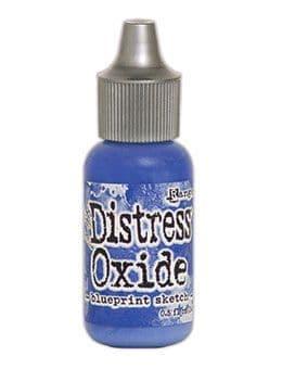 Tim Holtz - Distress Oxide Re-inker - Blueprint Sketch
