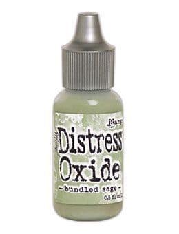 Tim Holtz - Distress Oxide Re-inker - Bundled Sage