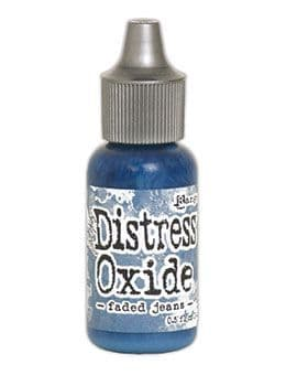 Tim Holtz - Distress Oxide Re-inker - Faded jeans