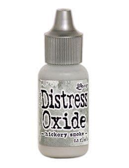 Tim Holtz - Distress Oxide Re-inker - Hickory Smoke