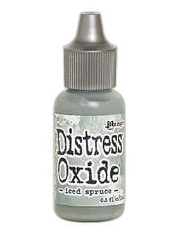 Tim Holtz - Distress Oxide Re-inker - iced Spruce