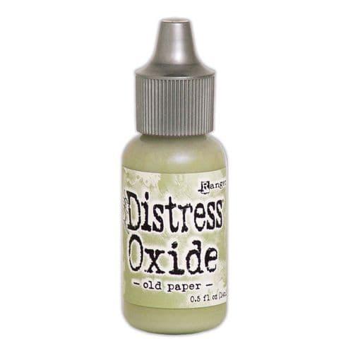 Tim Holtz - Distress Oxide Re-inker - Old Paper