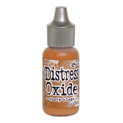 Tim Holtz - Distress Oxide Re-inker - Rusty Hinge