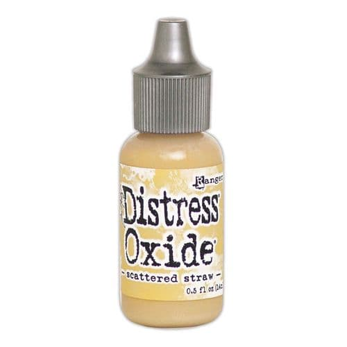 Tim Holtz - Distress Oxide Re-inker - Scattered Straw