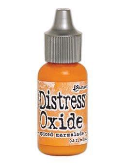 Tim Holtz - Distress Oxide Re-inker - Spiced Marmalade
