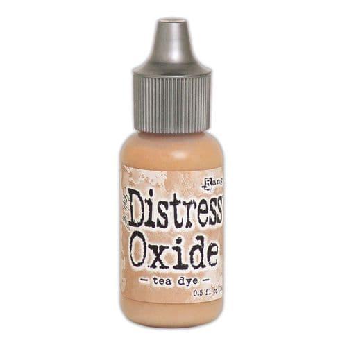 Tim Holtz - Distress Oxide Re-inker - Tea Dye